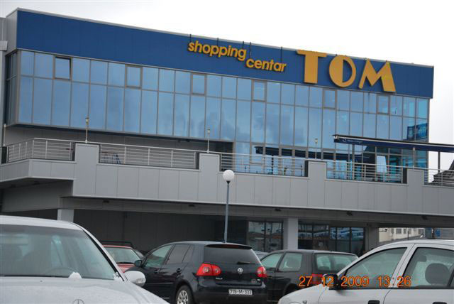 Shoping centar Tom
